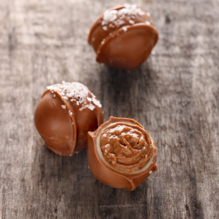 Caramel / sea salt truffle / sale*