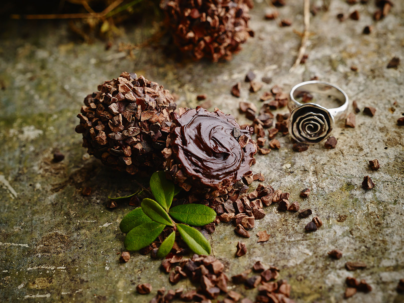 Bitter Chocolate Truffle