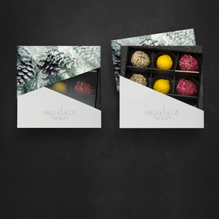Truffle selection (9 pcs)